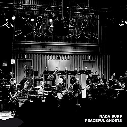 PEACEFUL GHOSTS (LIVE WITH DEUTSCHES FILMORCHESTER BABELSBERG)