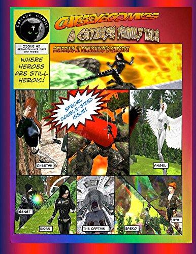 Catseye Comics #2