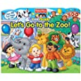 Fisher-Price Lift-the-Flap Let's Go to the Zoo (Fisher Price: Little People)
