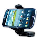 Do Good Have FunTM Car Phone Mount for Windshield & Dashboard - Fits iPhone, Samsung GS4, HTC One, Motorola Droid Razr & Blackberry Q Series, Garmin and TomTom GPS and Other Mobile Smart-Devices Customer Satisfaction Guarantee