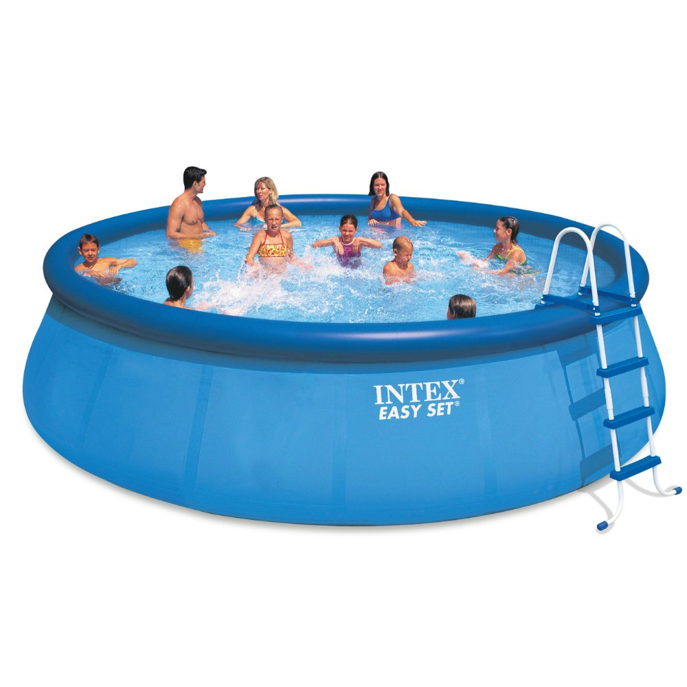 Intex easy set pool reviews best buy for Buy swimming pool