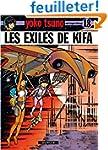 Yoko Tsuno, tome 18 : Les exil�s de Kifa