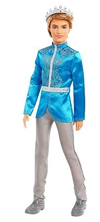 Barbie - Y6854 - Poupée - Le Prince