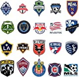 21 wall decals stickers MLS soccer logo