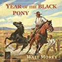Year of the Black Pony (Living History Library) Audiobook by Walt Morey Narrated by Albert Hensley