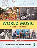 World Music: A Global Journey - Paperback Only