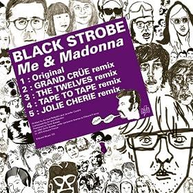 Kitsun�: Me & Madonna - EP