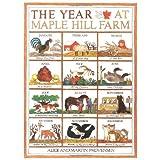 The Year At Maple Hill Farm ~ Alice Provensen