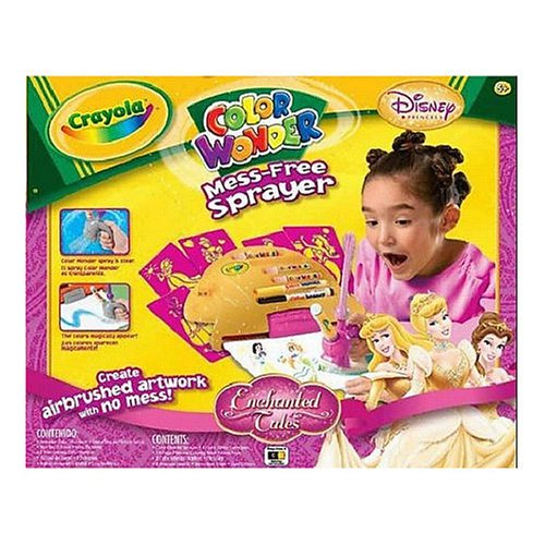 Buy Disney Princess Enchanted Tales Color Wonder Mess-Free Sprayer