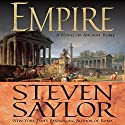 Empire: The Novel of Imperial Rome Audiobook by Steven Saylor Narrated by James Langton