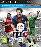 FIFA 13 PS3 - Preowned With 6 Month Guarantee (+ Guide To Making Your FIFA Team)