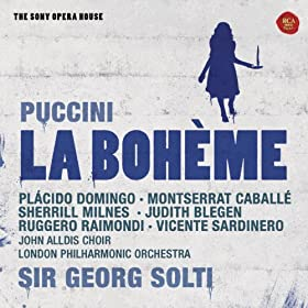 Puccini: La Boh�me - The Sony Opera House