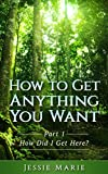 HOW TO GET ANYTHING YOU WANT: PART 1 – HOW DID I GET HERE? (Motivation, goal setting, Inspiration, success, life change, getting happy,)