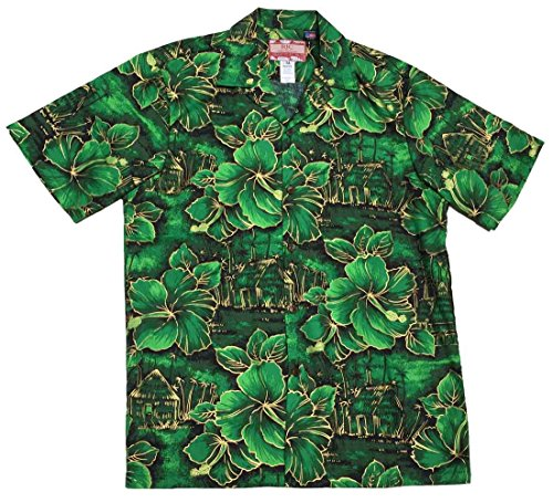 f8246329 St. Patrick's Day Goes Hawaiian! Check out this great floral shirt ...