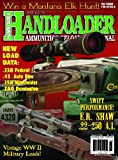img - for Handloader Magazine - August 2008 - Issue Number 254 book / textbook / text book