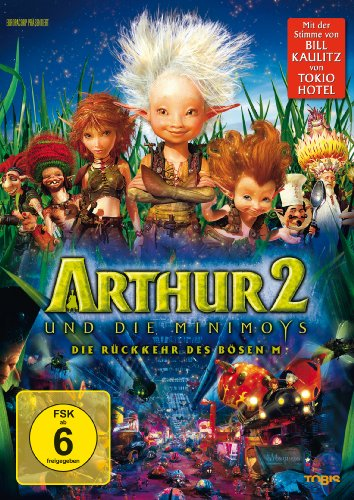 Arthur und die Minimoys 2 - Die Rckkehr des bsen M