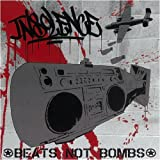 Beats Not Bombs by Insolence [Music CD]