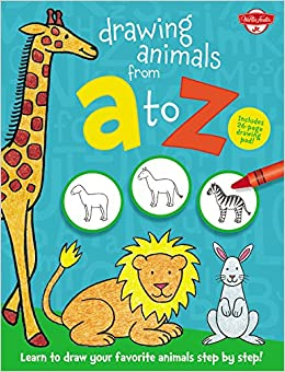 how to draw 200 animals step by step pdf
