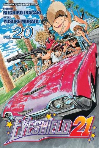 アイシールド21 コミック20巻 (英語版)