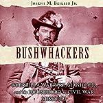 Bushwhackers: Guerrilla Warfare, Manhood, and the Household in Civil War Missouri | Joseph M. Beilein Jr.