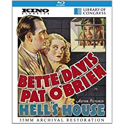 Hell's House: Kino Classics Remastered Edition [Blu-ray]