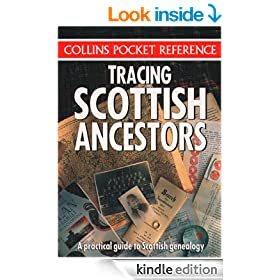 Tracing Scottish Ancestors (Collins Pocket Reference)