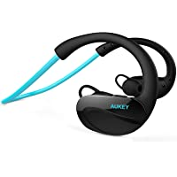 AUKEY Bluetooth Sport Earbuds with Built-in Microphone Headphones