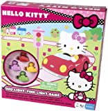 Hello Kitty Red and Pink Light Board Game