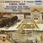 Albrechtsberger & Sperger : String Trios
