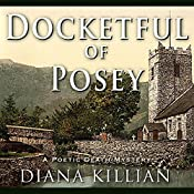 Docketful of Poesy: Poetic Death Mysteries, Book 4 | Diana Killian