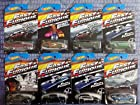 2015 Hot Wheels Fast & Furious - '69 Dodge Charger Daytona, '94 Toyota Supra, '70 Dodge Charger R/T, '72 Ford Grand Torino Sport, Nissan 350Z, Buick Grand National, Subaru WRX STI, Ford GT-40 - Complete Set of 8!!