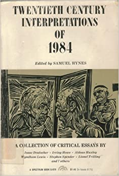1984 critical analysis essays 1984 critical essays - start working on your report right now with qualified help guaranteed by the service put aside your fears, place your assignment here and.