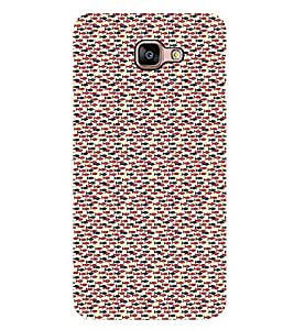 ifasho Designer Phone Back Case Cover Samsung Galaxy A9 (2016) :: Samsung Galaxy A9 Pro (2016) ( American Football Texas )