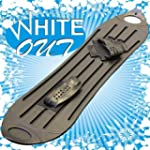 White Out - Snowboard - Black