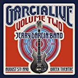 Jerry Garcia Band - 'Vol. 2 - Garcialive: August 5th, 1990'