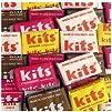 Kits Taffy Assorted Flavors  100ct Box