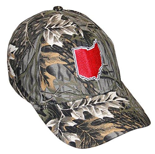Ohio State Buckeyes Camo Hat Buckeyes Camo Hat Buckeyes