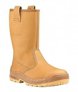 Jallatte Jalaska S3 Herren Winter Stiefel mit Stahlkappe  Schuhe & HandtaschenKundenbewertung und weitere Informationen