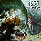 1500 Diamonds: Shadowland Online [Game Connect]