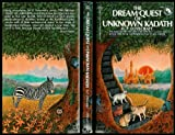 The Dream-Quest of Unknown Kadath  Ballantine Unicorn Head Adult Fantasy