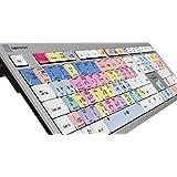 LogicKeyboard Adobe Audition Audition CC compatible with Windows 7-10- PC Slim Line Keyboard- Part: LKBU-AUDCC-AJPU-US