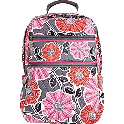 Vera Bradley Tech Backpack (Cheery Blossoms)