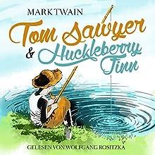 Tom Sawyer & Huckleberry Finn (       gekürzt) von Mark Twain Gesprochen von: Wolfgang Rositzka
