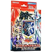 Yu-Gi-Oh! Arc Five Structure Deck HERO's STRIKE (Japan Import) [並行輸入品]