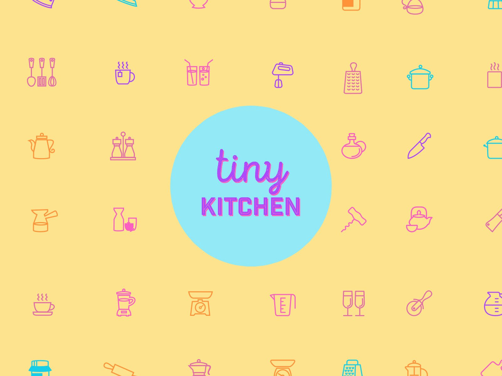 Tiny Kitchen on Amazon Prime Instant Video UK