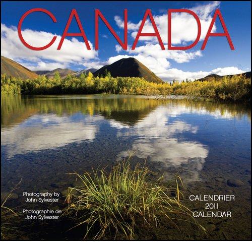 Canada 2011 Wall Calendar