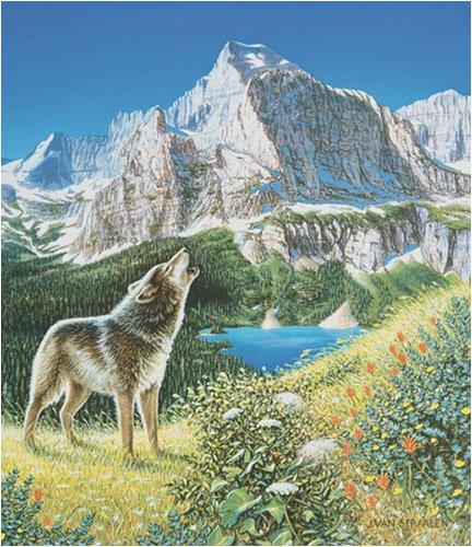John Van Straalen Alpine Chorus Jigsaw Puzzle 550pc