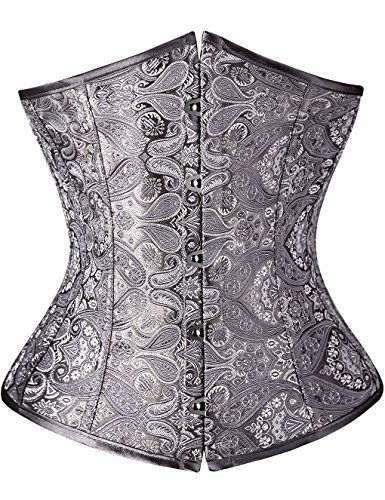 Miss  (Silver Corset)