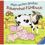 Mein erstes großes Bauernhof-Fühlbuch