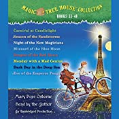 Magic Tree House (R) Merlin Mission Collection: Books 33-40 | Mary Pope Osborne